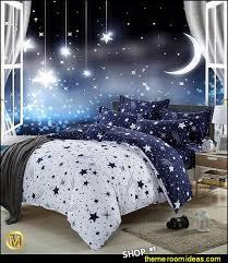 moon stars bedroom ideas