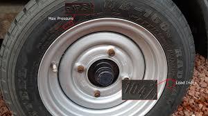 Trailer Tire Pressure Chart Trailer Tyre Pressure Calculator Rsr Engineering