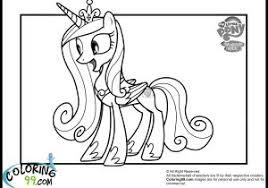 New Guarda Tutti I Disegni Da Colorare Di My Little Pony Free