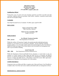 Template Social Work Resume Template Worker Templates Examples New