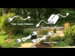 how to install cabled indoor and outdoor lighting strips the home depot