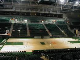 Seating Chart Basketball Watsco Center