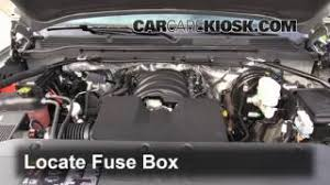 interior fuse box location 2014 2016 gmc sierra 1500 2014 gmc Gmc Sierra Fuse Box 2014 gmc sierra 1500 sle 4 3l v6 flexfuel crew cab pickup fuse (engine) gmc sierra fuse box diagram