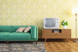 Go Retro With Seven Decorating Tips Gorgeous Retro Design Furniture