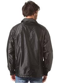 Supremebeing Guru Jacket For Men Black