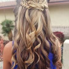 Prom Hairstyles For Long Hair Down Hairstyle Picture Magz