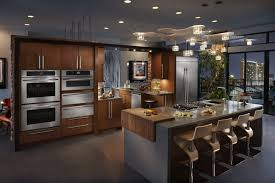 open kitchen designs photo gallery. Be Inspired By Our Kitchen Design Galleries | Jenn-Air Open Designs Photo Gallery G