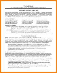 9 Help Desk Resume Sample Quit Job Letter
