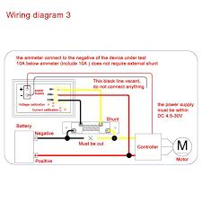 digital amp meter wiring diagram website inside kuwaitigenius me Sunpro Ammeter Wiring-Diagram at Amp Meter Shunt Wiring Diagram