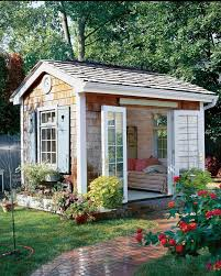 subterranean space garden backyard huts cabins sheds. 17 Charming She-Sheds To Inspire Your Own Backyard Getaway Subterranean Space Garden Huts Cabins Sheds R
