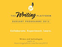 Scholarships and bursaries   University of Surrey   Guildford University of Chichester           MA Creative Writing Bursaries at Birkbeck  University of London   UK