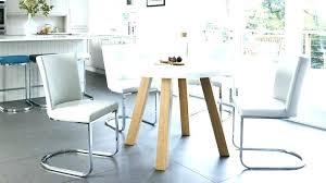 white round breakfast table modern round dining table for 4 white round dining table 4 legs