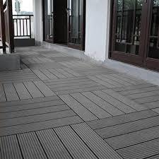 patio flooring interlocking deck tiles