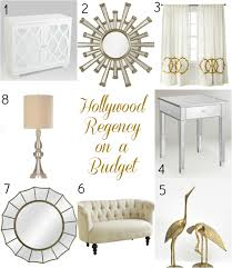 hollywood regency style furniture. Hollywood Regency Collage Style Furniture