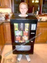 Homemade Candy Vending Machine New Homemade Candy Vending Machine Costume Creative Costumery
