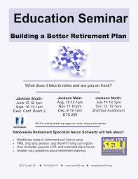 For Seminars Retirement 2015 2015 Retirement Seminars For