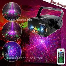 com solar garden laser light stage light rgb disco laser 96 pattern laser light dj led lights effect colorful party projector laser show xmas