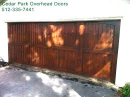 cedar park garage doors cedar park garage doors garage door strut custom wood garage doors cedar cedar park garage doors