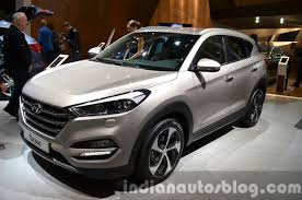 new car launches by hyundaiAllnew Hyundai Tucson to launch in India after June 2016