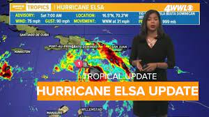 Saturday tropical update: Hurricane ...