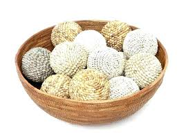 Decorative Balls For Bowl Impressive Decorative Spheres For Bowls Decorative Bowl With Balls Like This