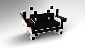 Space Invader Couch 1000 Images About Thank You Internet On Pinterest