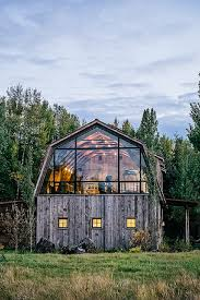 The Barn | Barn, Modern and House