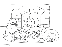 Small Picture Winter Coloring Pages Fun Winter Images To Color Coloring