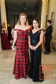 Lauren Hall with Serena Fritz-Cope
