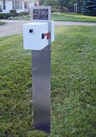 modern mailbox dwell. Envelope Modern Mailbox Wood Dwell Custom 10  Best Images On Pinterest Modern Mailbox Dwell