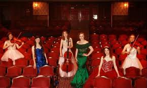 Tre Principesse Home Of Classical Crossover Group And