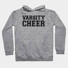 Varsity Cheer Black