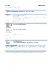 Template How Do I Get A Resume Template On Word How To Get A Resume