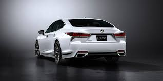 2018 lexus 500 f sport. Simple Sport 2018 LEXUS LS 500 F SPORT DEBUTS IN NEW YORK On Lexus F Sport
