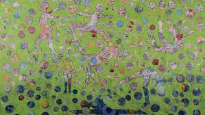 Out of dreams, artwork evolves for Vera Kaplan