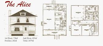 modern four square house plans modern american foursquare house plans plumbing in a sears house