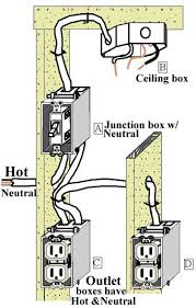 how to wire switches 110v plug wiring diagram at 120 Volt House Wiring Diagram For Lights