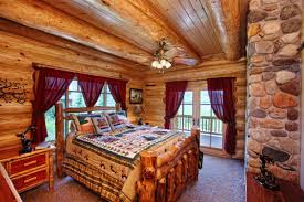 log home pictures interior