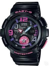 Купить <b>Женские</b> наручные <b>часы</b> Основная линейка <b>BGA</b>-<b>190</b>-<b>1B</b> в ...