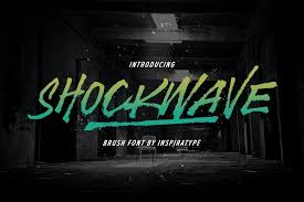 Download 10,000 fonts with one click for $19.95. Shockwave Free Font 1001 Fonts