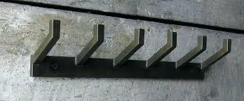 wrought iron wall hooks wrought iron coat hooks bathroom modern wall mounted coat rack ideas to wrought iron wall
