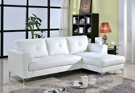 modern white sectional. White Sectional With Chaise Modern Leather Sofa Brilliant Living Room Sofas