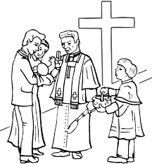 Small Picture BAPTISM Colouring Pages page 3 Mlarbilder Brllop