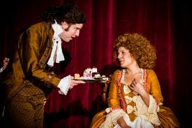 City Lights Theater San Jose Mozart V Salieri Amadeus At City Lights Theater Review