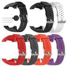 Many Colors Silicone Replacement Watch Band Strap Wrist ... - Vova