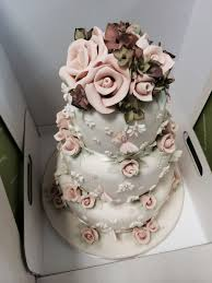 Vintage Wedding Cake Fiona Cairns Absolutely Gorgeous Beautiful