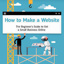 how to make a website the complete beginners guide