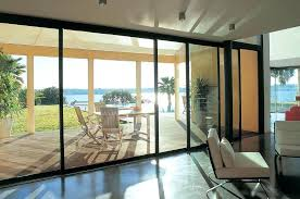 large sliding glass doors decorating floor to ceiling black patio and windows ideas cost large sliding glass doors