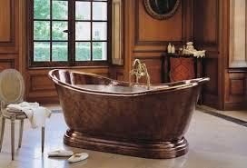 stylehive com herbeau medicis weathered copper bathtub