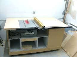 table saw stand diy workstation fences squares and woodworking table saw stand only had enough room table saw stand diy